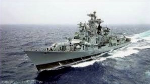 India's most lethal destroyer The INS IMPHAL