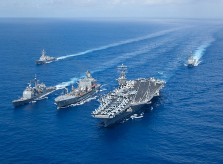 Mighty US 7th Fleet Mightier Than Many Countries