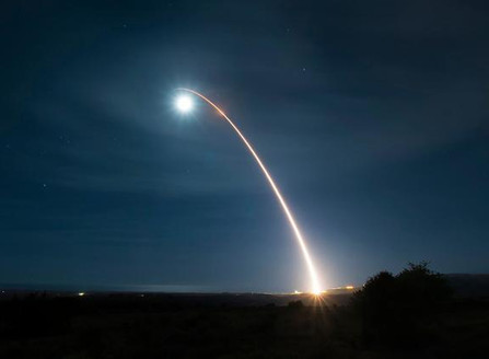 US Minuteman 3 Test A Warning To Russia And China