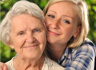 When Your Mom is Diagnosed with Dementia - A Personal Story!