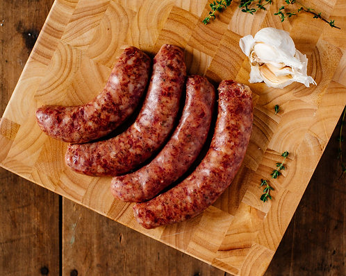 Sausage, Andouille, Links