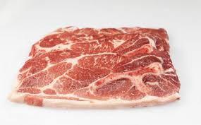 Shoulder, Boston Butt Steaks