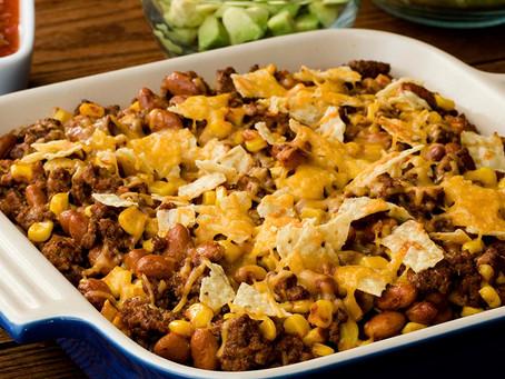 Mama Nomi's Mexican Pork Taco Casserole