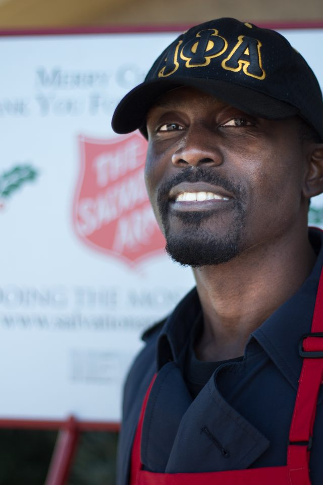 2017 Salvation Army Bell Ringing 15