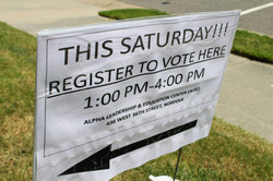 APL Voter Registration 2019
