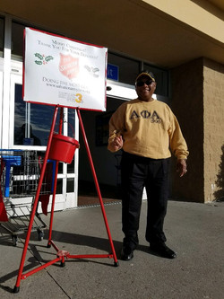 2017 Salvation Army Bell Ringing 13