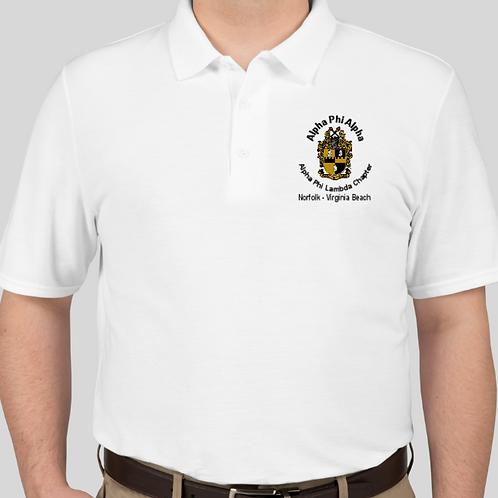 Alpha Phi Lambda Polo Shirt