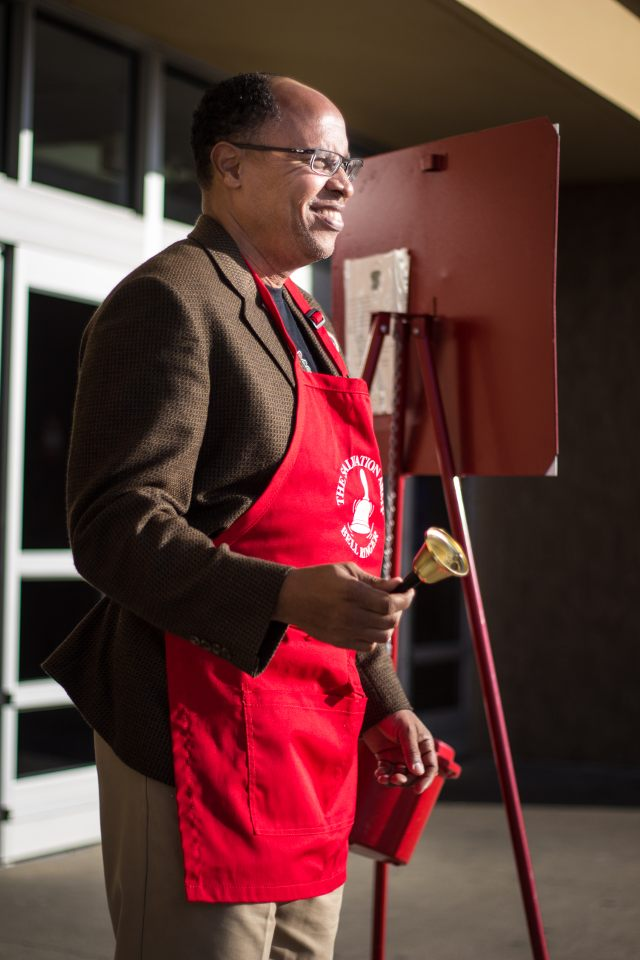 2017 Salvation Army Bell Ringing 17