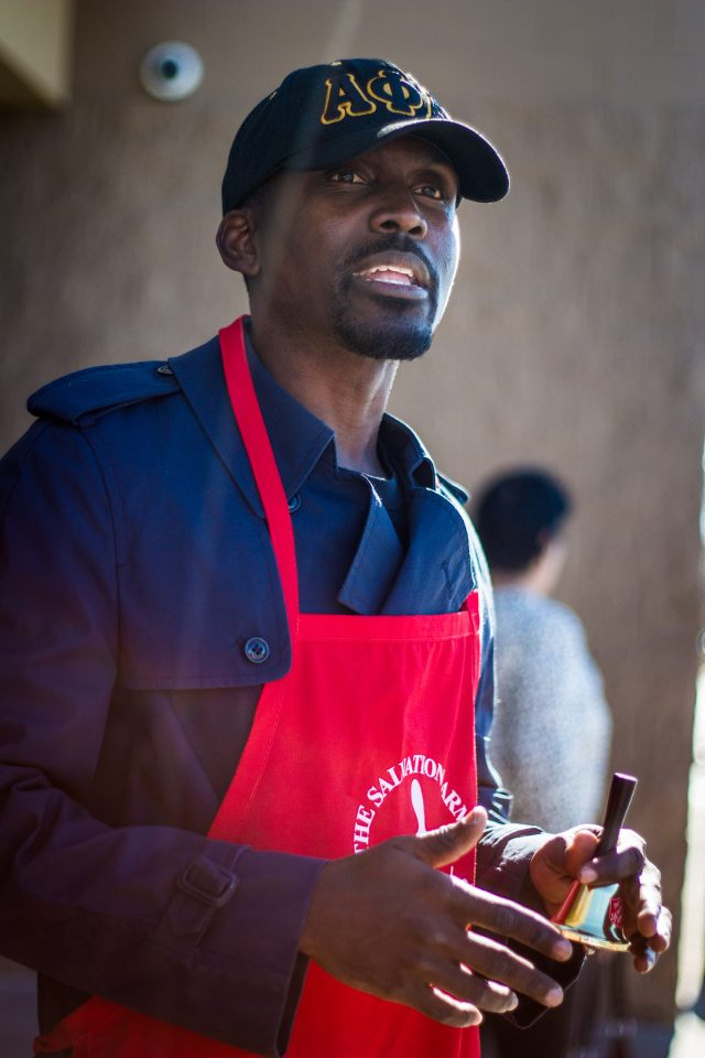 2017 Salvation Army Bell Ringing 18