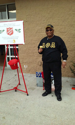 2017 Salvation Army Bell Ringing 2