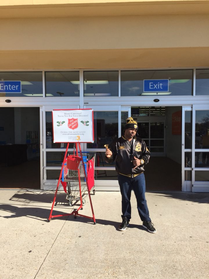 2017 Salvation Army Bell Ringing 7