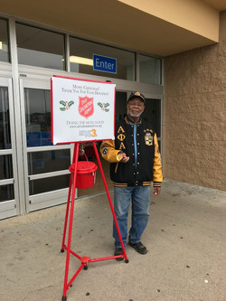 2017 Salvation Army Bell Ringing 14