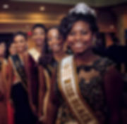 Nu Theta  Miss Black and Gold Pageant