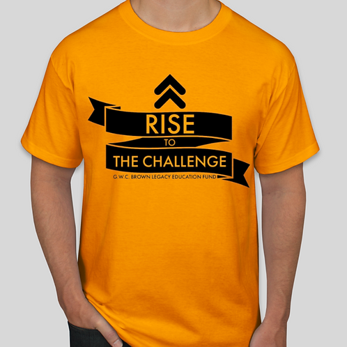 Rise To The Challenge T-Shirt