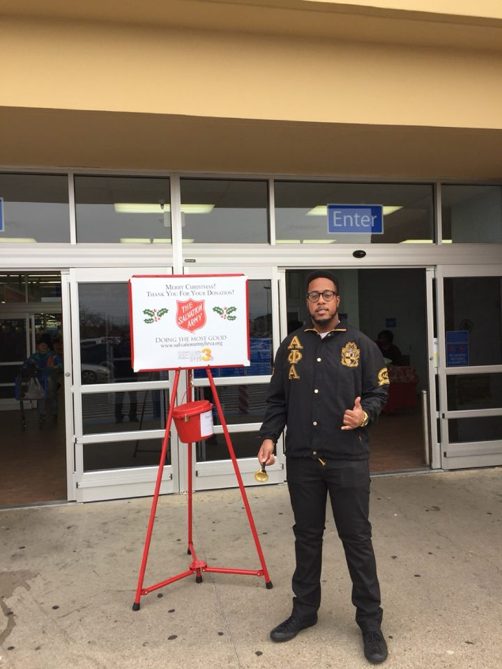 2017 Salvation Army Bell Ringing 8