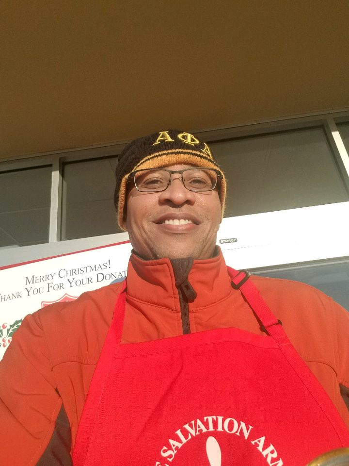 2017 Salvation Army Bell Ringing 5