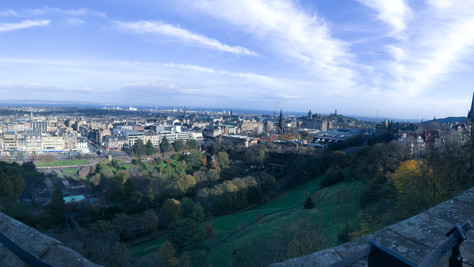 AJ Travels | Edinburgh