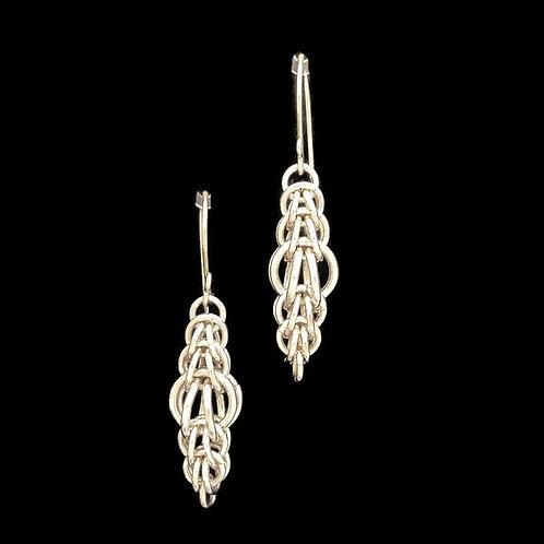 Persian Lamps Earrings