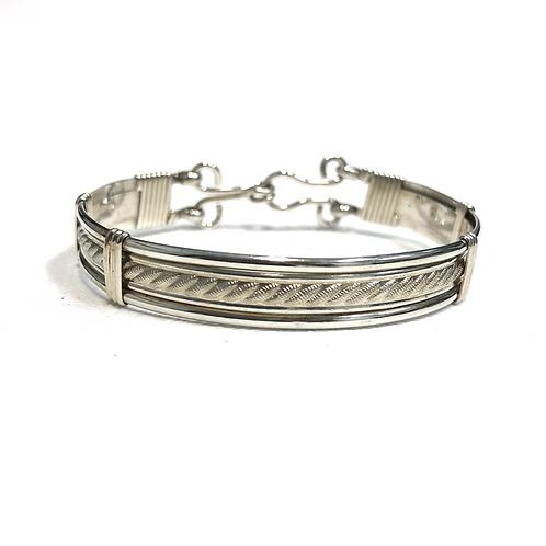 Verticle Rope Bracelet