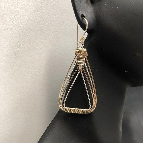 Egyptian Earrings (Medium)