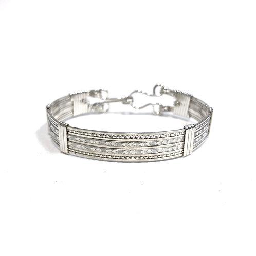 Double Hearts Bracelet