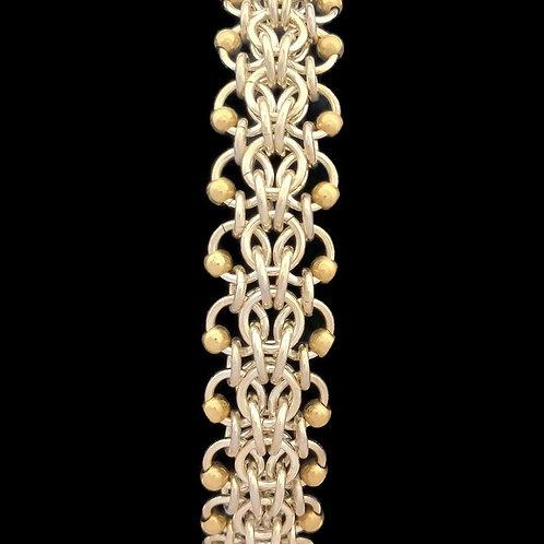 Orchid Variation Bracelet
