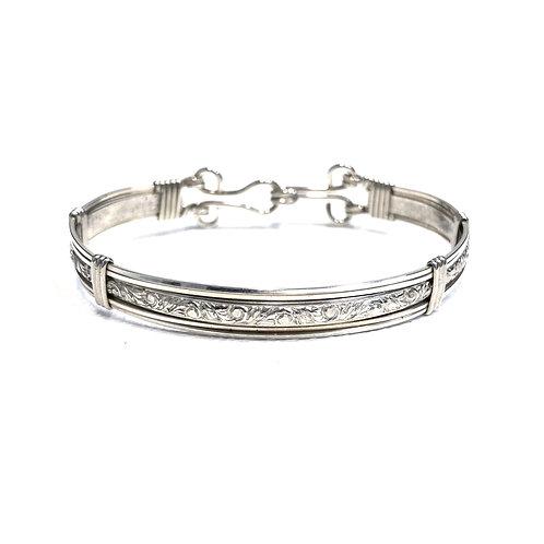 Vine Pattern Bracelet