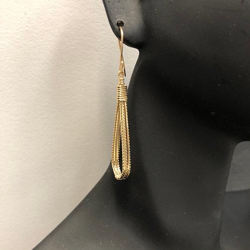 Teardrop Earrings (Large)