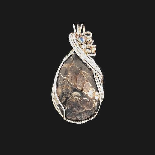 Turritella Pendant