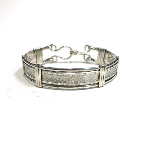 Diamond Plate Bracelet