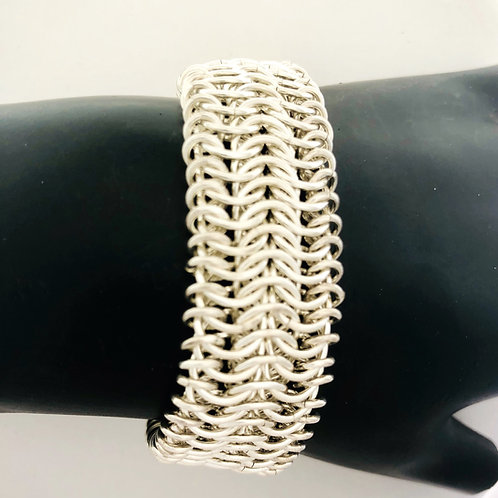 Sleek Cuff Bracelet