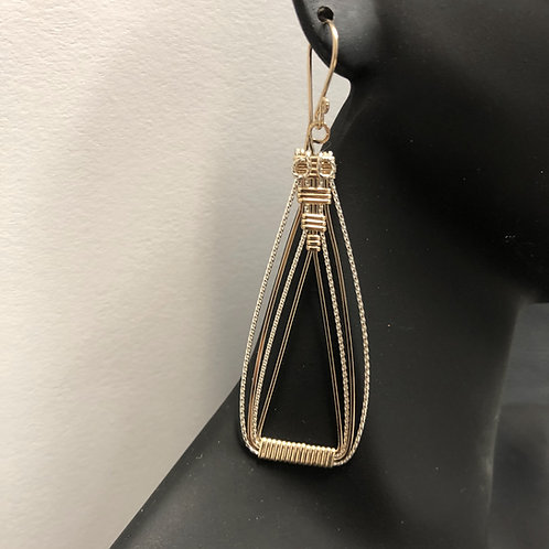 Egyptian Earrings (Lrg)