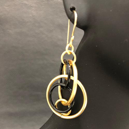 Illusion Loop Earrings