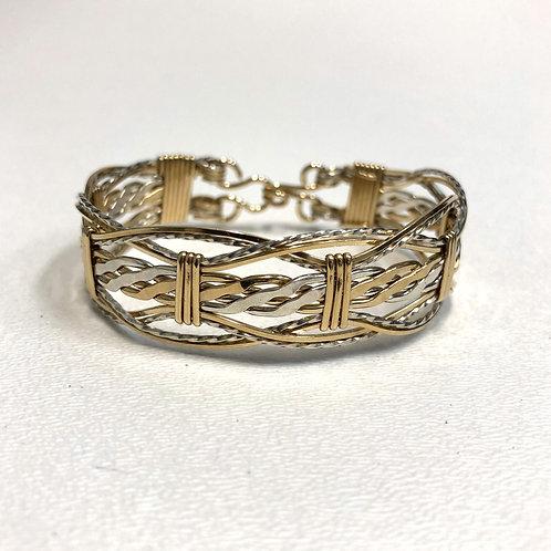 Twisted Lacey Bracelet