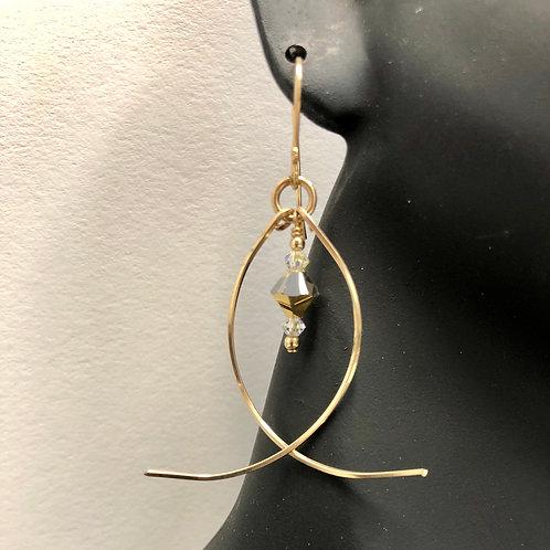 Aurum Fish Earrings