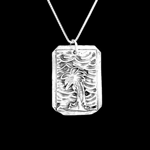 Palm Breezes Pendant
