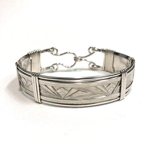 Southwest Pattern Bracelet