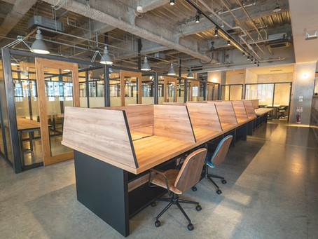 町田のシェアオフィス・半個室で「自分だけの書斎」を。交流の広場BUSO AGORA