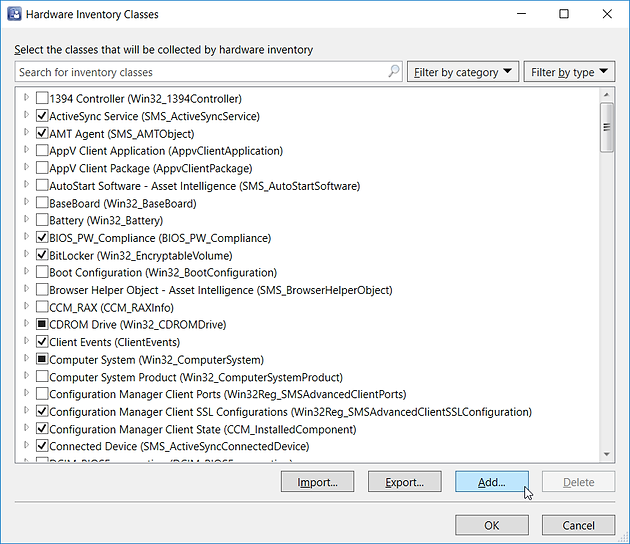 Write Dell Warranty to WMI & Inventory via Configuration Manager