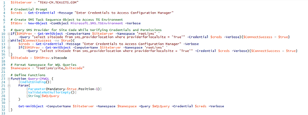 Populate TS Dynamic Variable List for App Installs Based on