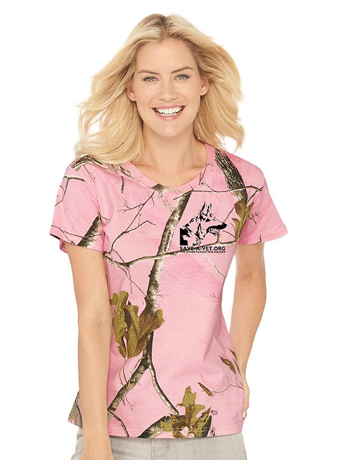 Women's Realtree® Camo Tee