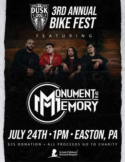 St. Jude Biker Fest Tickets (Eason PA) July 24th