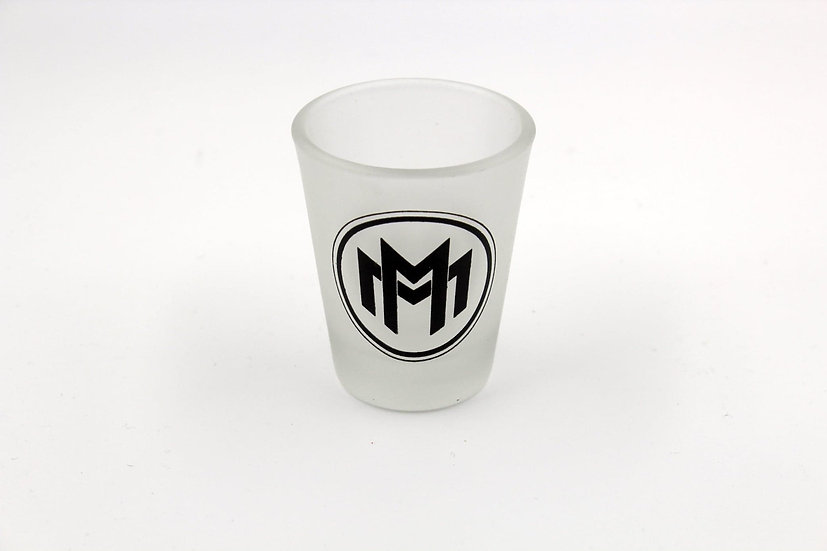 MOAM Frosted Shot Glass
