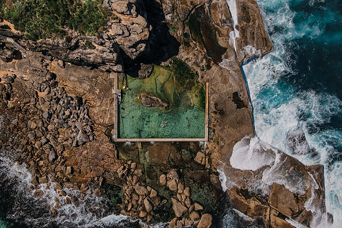 Curl Curl Rock Pool
