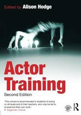 Actor Training, Allison Hodge
