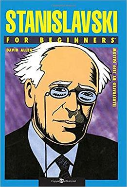 Stanislavski for Beginners, David Allen, Illustrated by Jeff Fallow