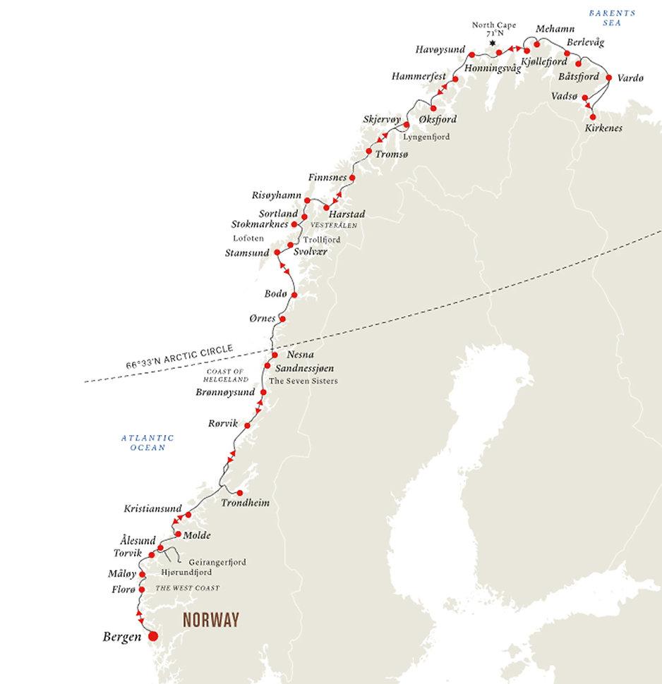 Bergen - Kirkenes - Bergen.jpg