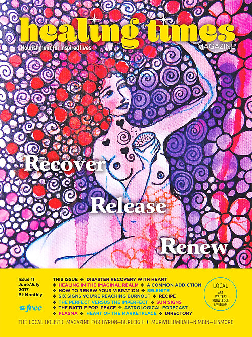 Issue 11 - Recover, Release, Renew