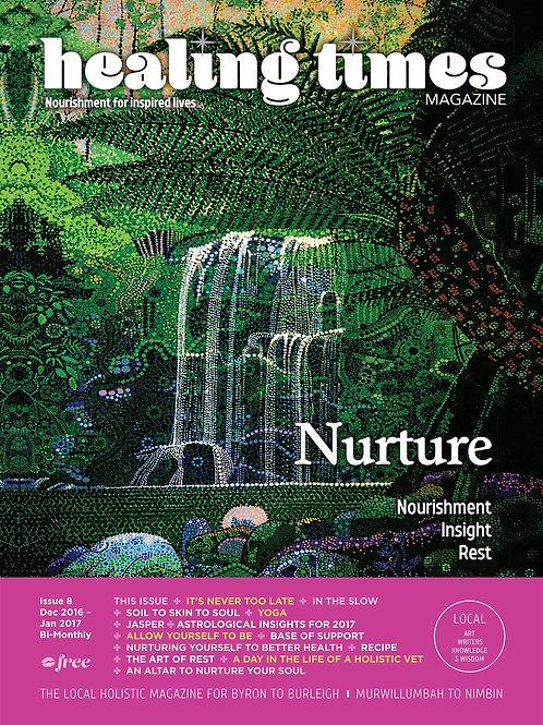 Issue 8 - Nurture