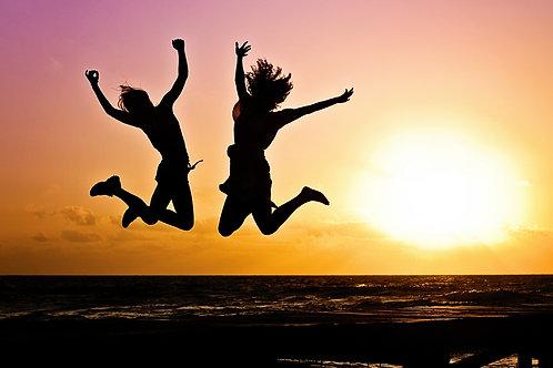 Make us Dance & Jump for Joy!
